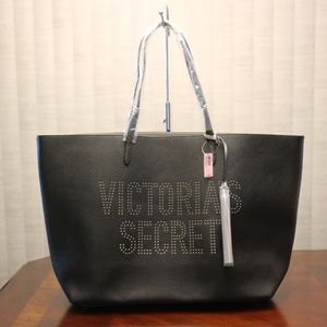 Victoria's Secret Laser Cut Logo Tote
